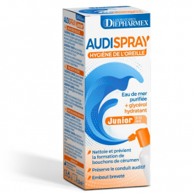 Spray zur Ohrreinigung Audispray Junior
