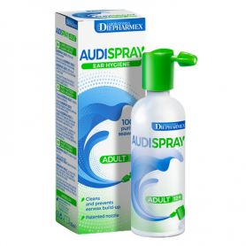 Spray zur Ohrreinigung Audispray