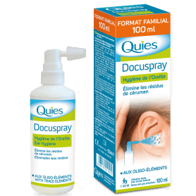 Ohrenspray Quies Docuspray – 100 ml
